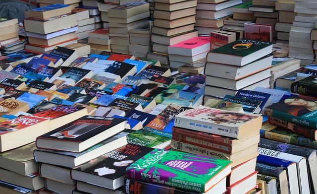 Büchermarkt im a.l.s.o.