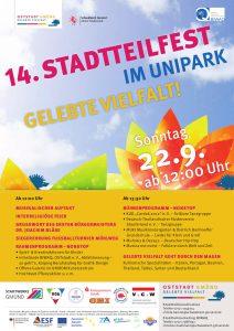 14. Stadtteilfest der Oststadt