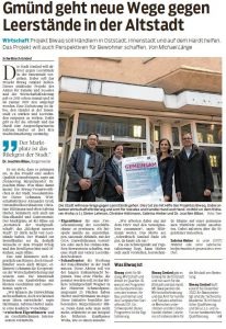 Gmünder Tagespost – 22. November 2019