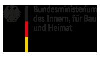 Logo des Bundesministeriums des Innern
